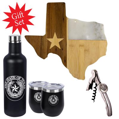 State Seal Picnic Gift Set