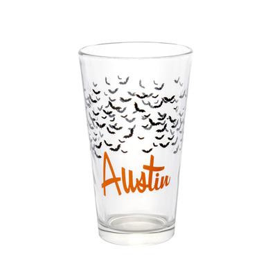 Austin Bat Pint Glass