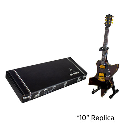 Billy Gibbons Texas Mini Guitar Replica