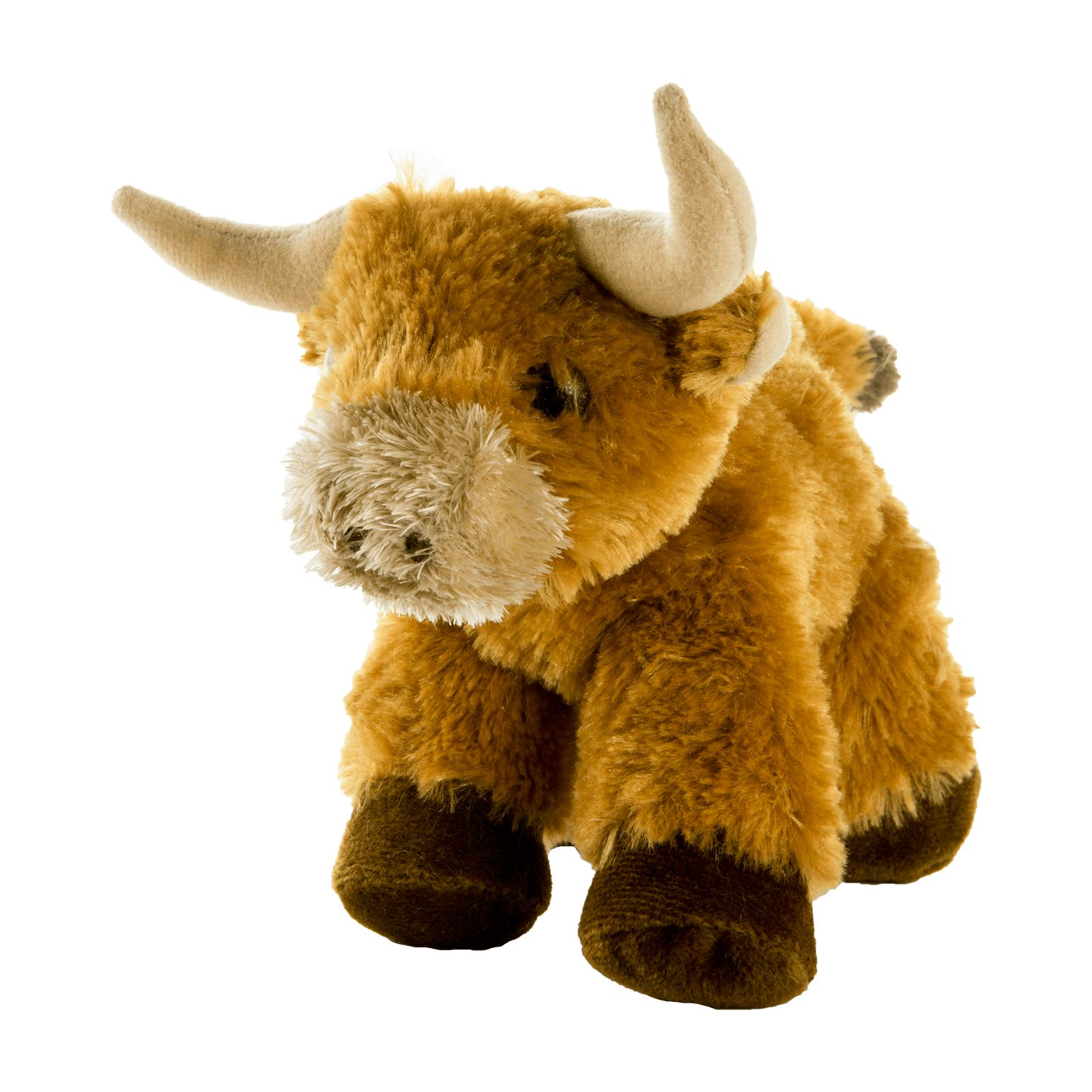 Texas Toro Longhorn Plush Toy