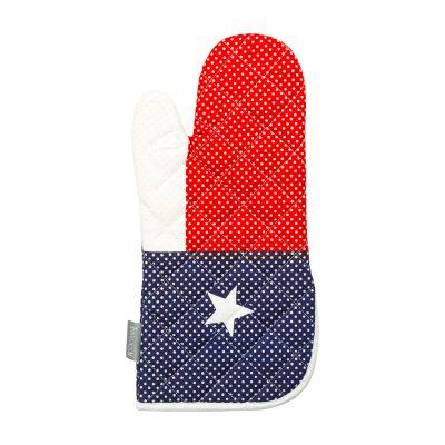 Texas State Flag Oven Mitt