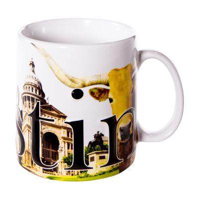 Austin State Capitol Mug