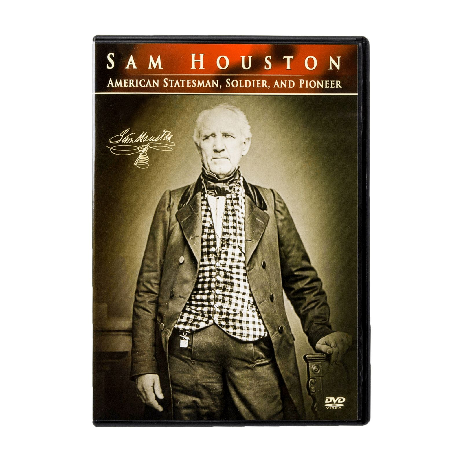 Sam Houston DVD
