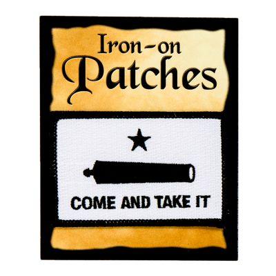 Gonzales Flag Patch