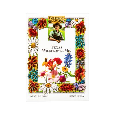 Texas Wildflower Seeds