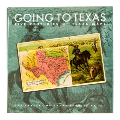 Going to Texas: 5 Centuries Map