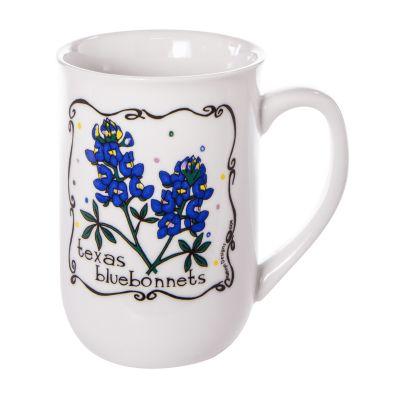 Mug Bluebonnet 2 Step