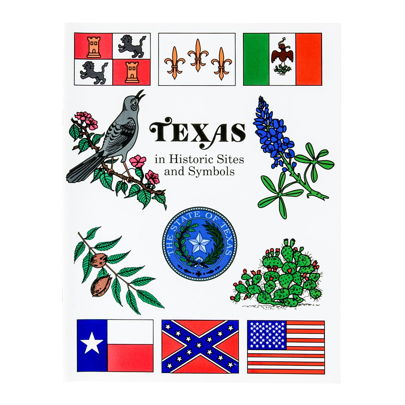 Texas in historic sites and symbols texas capitol gift shop texas in historic sites and symbols buycottarizona Images
