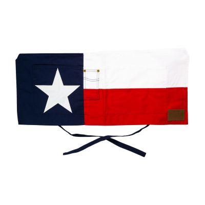 Texas State Flag Waist Apron
