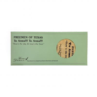 Replica Freemen of Texas Three Letter Set