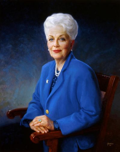 James Tennison Ann Richards, 1995