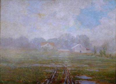 John Eliot Jenkins House in the Country, 1913