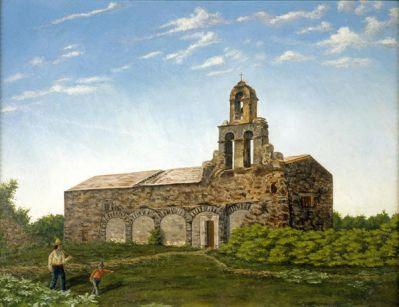 Jean Louis Theodore Gentilz Third Mission, 1900