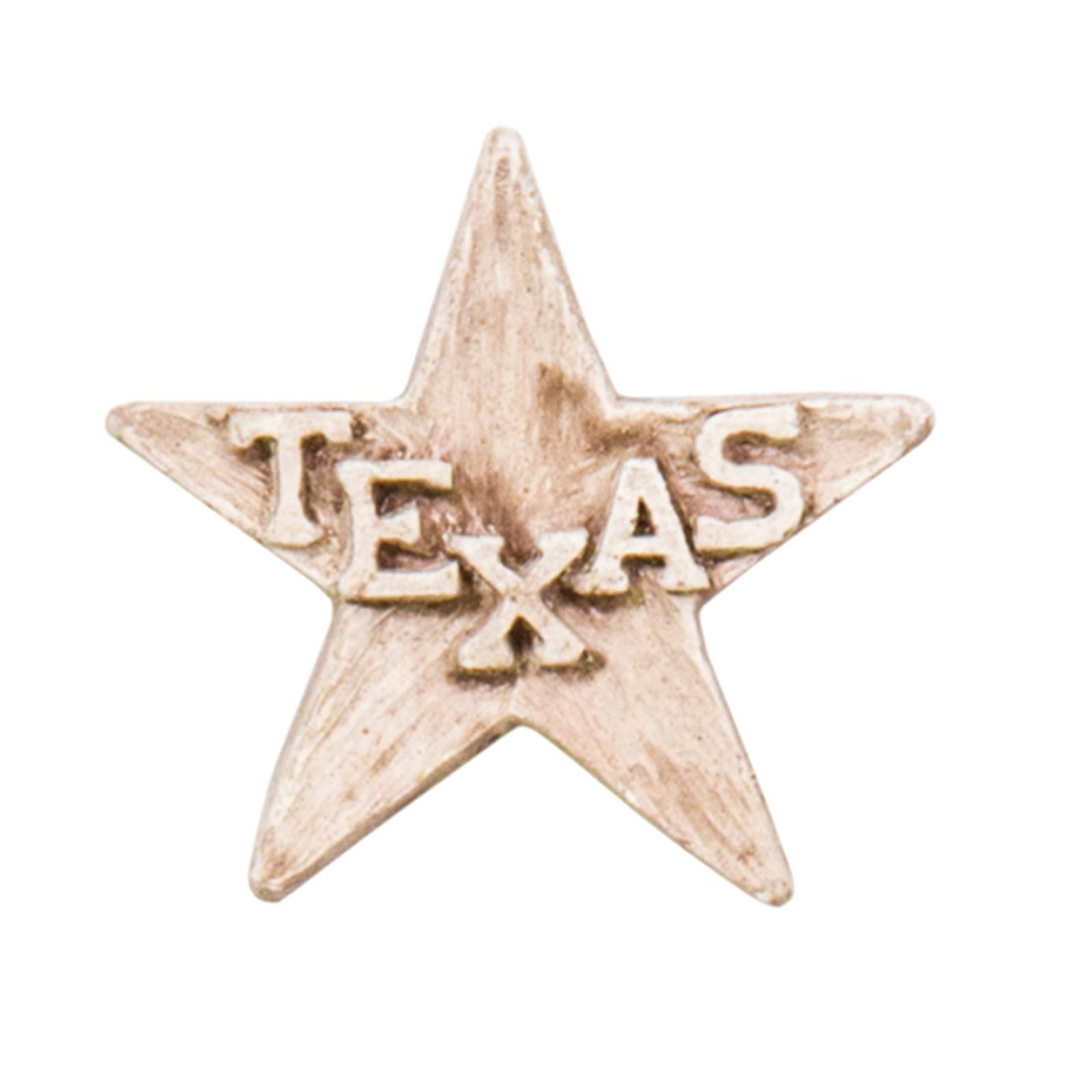 Texas Lone Star Clay Magnet