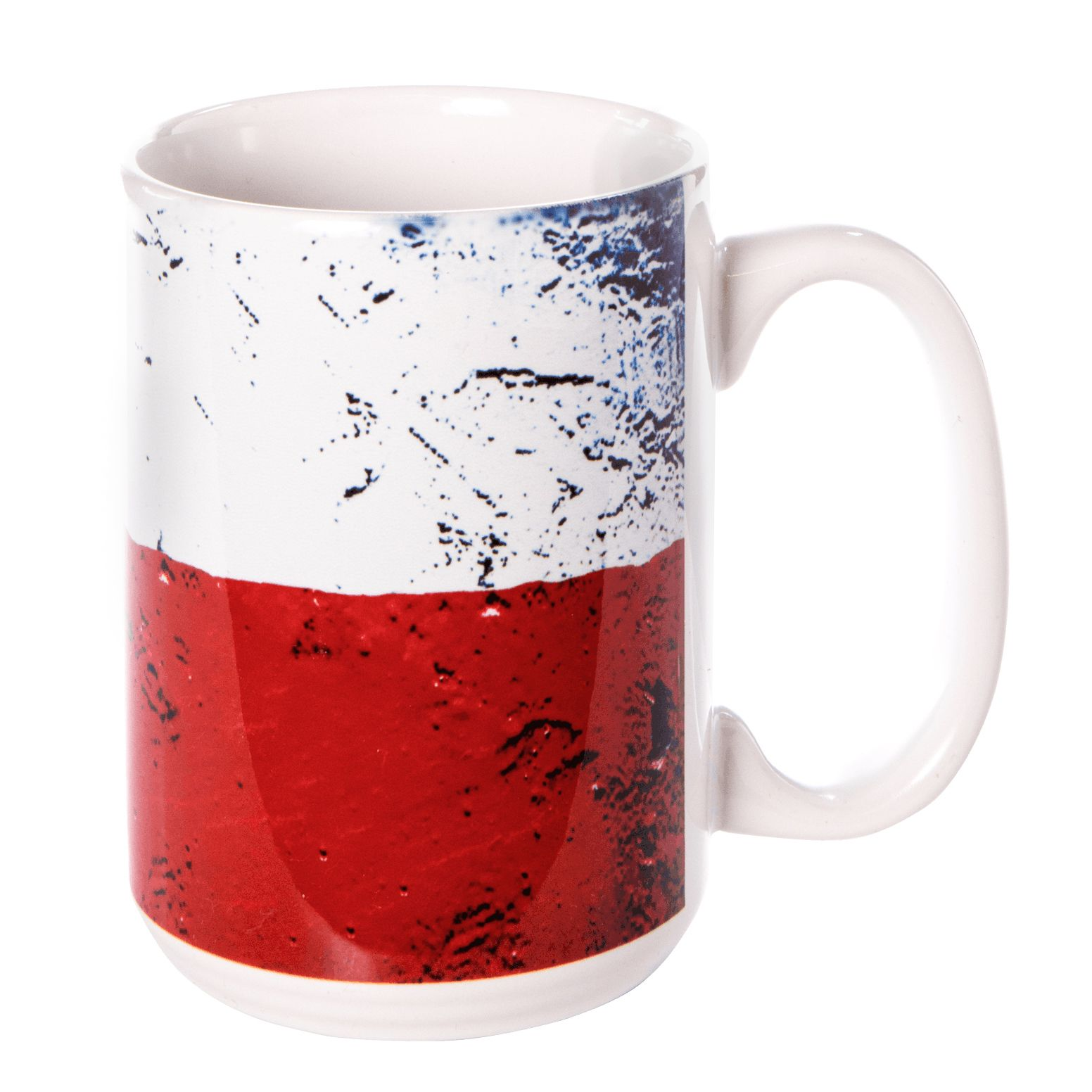 Weathered Texas Flag Mug