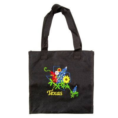 Texas Wildflower Tote Bag