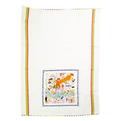 Catstudio™ Austin Texas Cotton Kitchen Towel