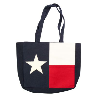 Texas Flag Tote Bag