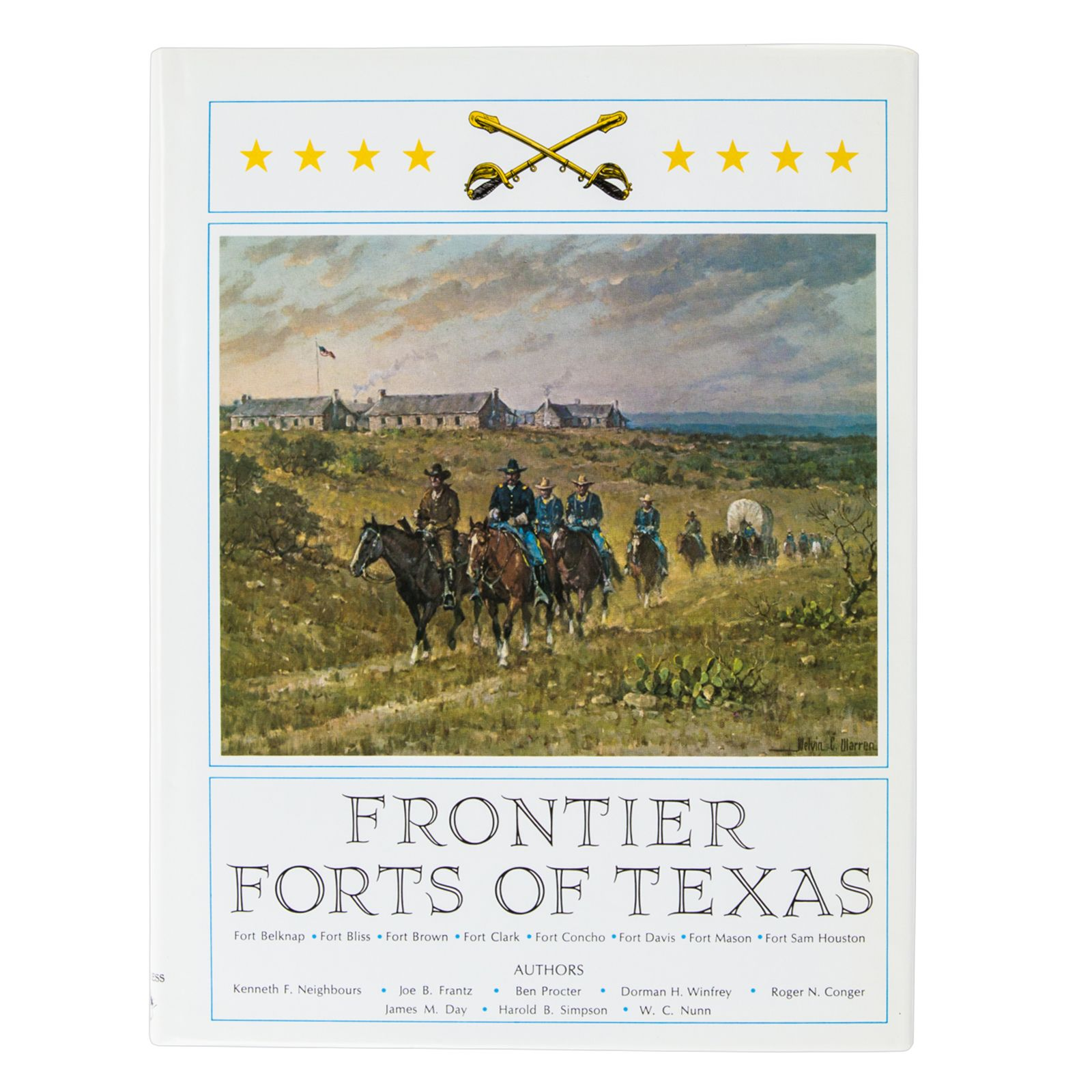 Frontier Forts of Texas