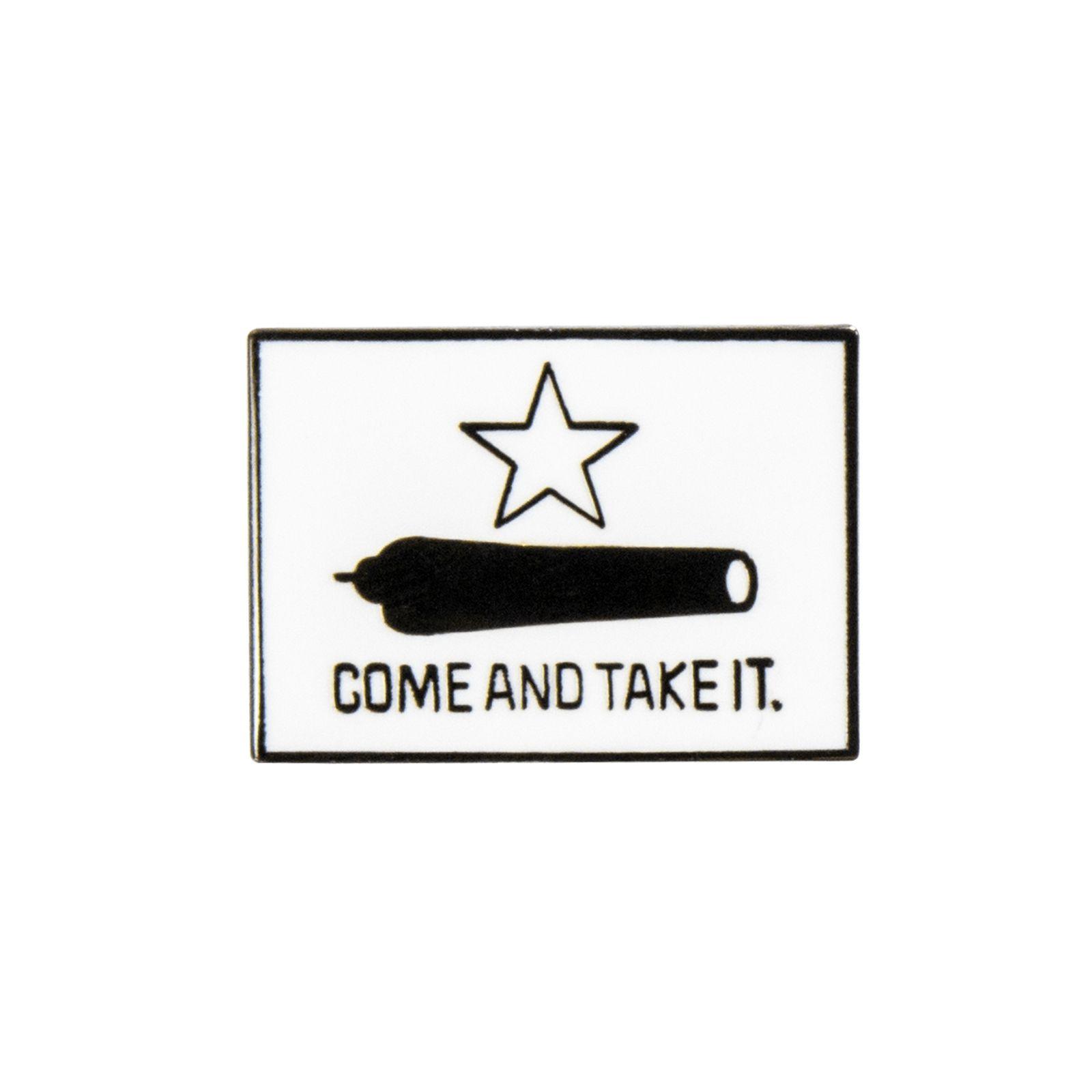 Gonzales Flag Lapel Pin ...