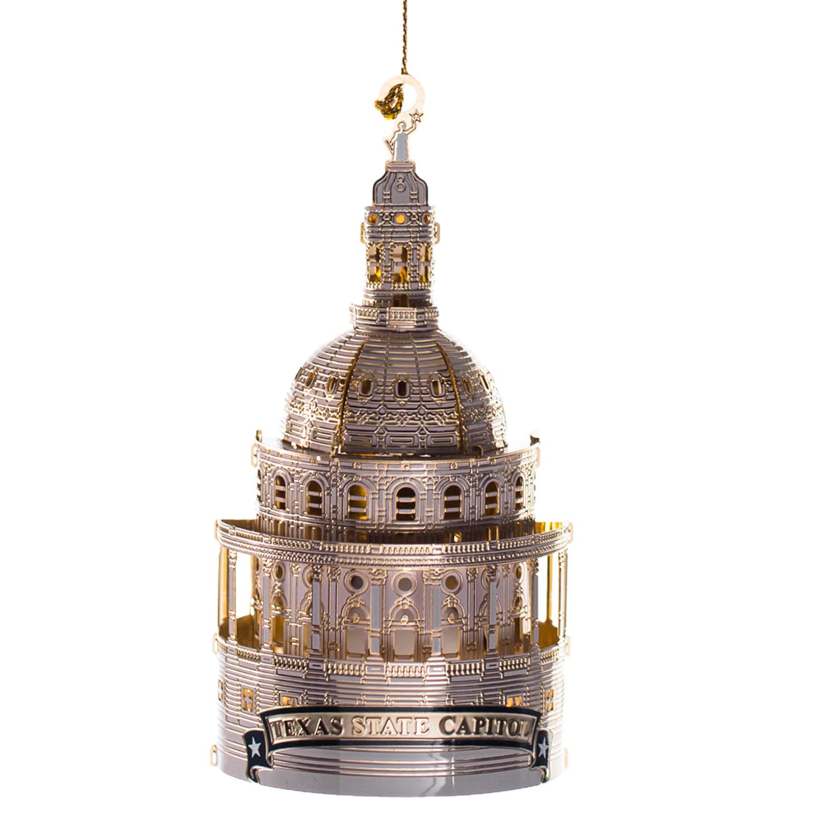Capitol Dome Lighted Ornament