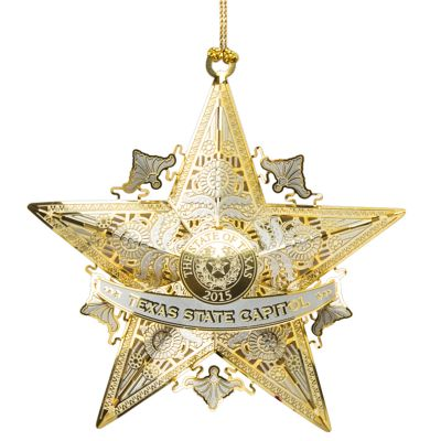 2015 Texas Capitol Ornament